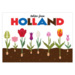 229 ansichtkaart holland ancient tulips